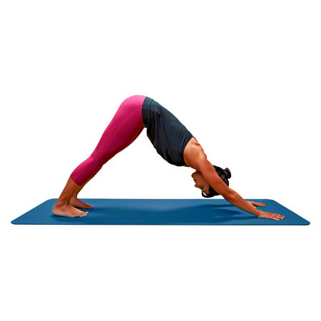 CALYANA Prime, Yoga Matte, LxBxH 185x66x0,45 cm, ozeanblau 03036