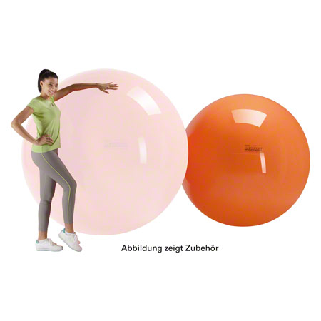GYMNIC Megaball, Ř 150 cm, orange 03498